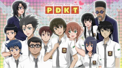 Animasi PDKT Animation