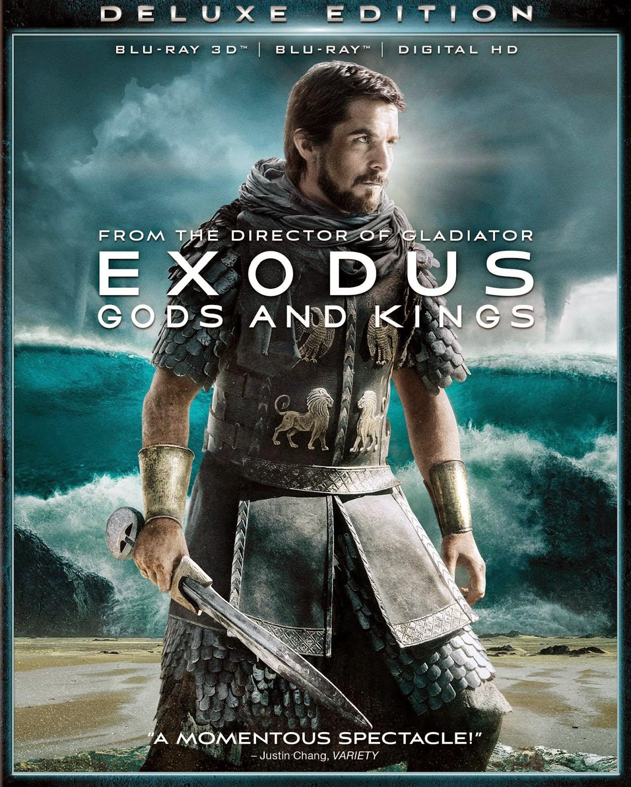 Exodus: Gods and Kings (2014) เอ็กโซดัส : ก็อดส์ แอนด์ คิงส์ [HD]