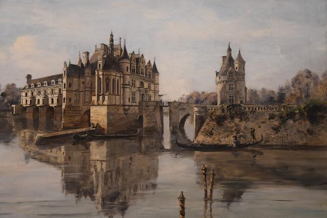 Een kastelentocht door de Loirevallei