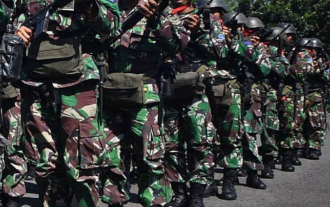 Viral Prajurit TNI AD Ikut Takbir Sambut Kepulangan Habib Rizieq, Langsung Terkena Sanksi Militer
