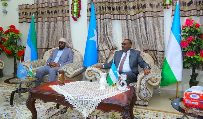 Madobe, Dani call for release of security minister, urge FGS to 'lift sanctions on Jubbaland'