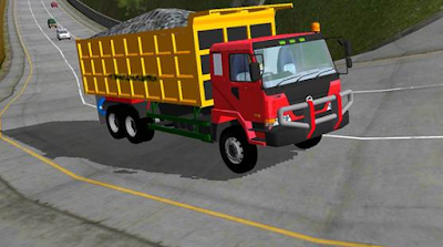 MOD BUSSID Dump Truck Terbaik