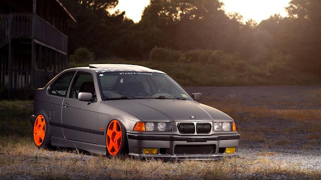 BMW E36 Tuning Cars