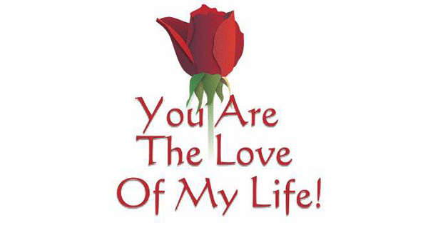 letter to the love of my life the of my symbols amp emoticons 13150 | rose with love message