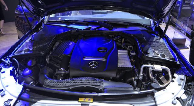 Mercedes C200 2017 trang bị động cơ mạnh mẽ và những công nghệ hàng đầu trên thế giới hiện nay