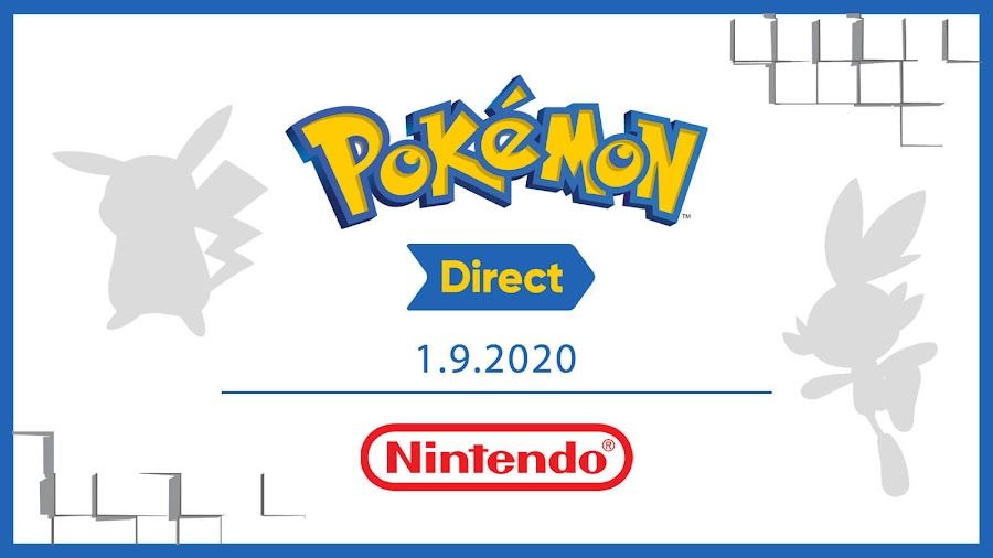 nintendo pokémon direct january 2020 switch games pokémon mystery dungeon rescue team dx sword and shield expansion pass pokémon home