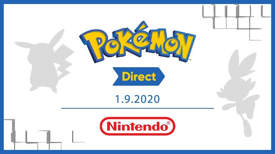 nintendo pokémon direct january 2020 switch games pokémon mystery dungeon rescue team dx sword and shield expansion pass pokémon home