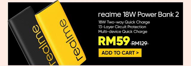 Realme 18W Power Bank