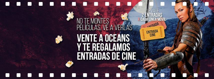 Oceans Cine