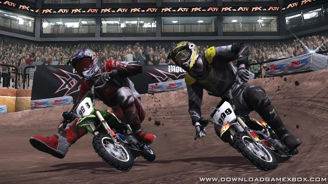 MX vs. ATV Unleashed Demo - Free Download
