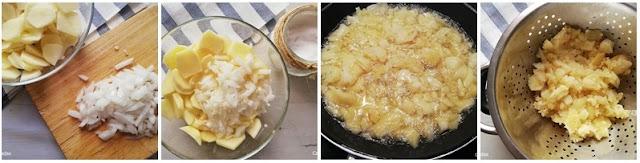 como hacer tortilla de patatas paso a paso