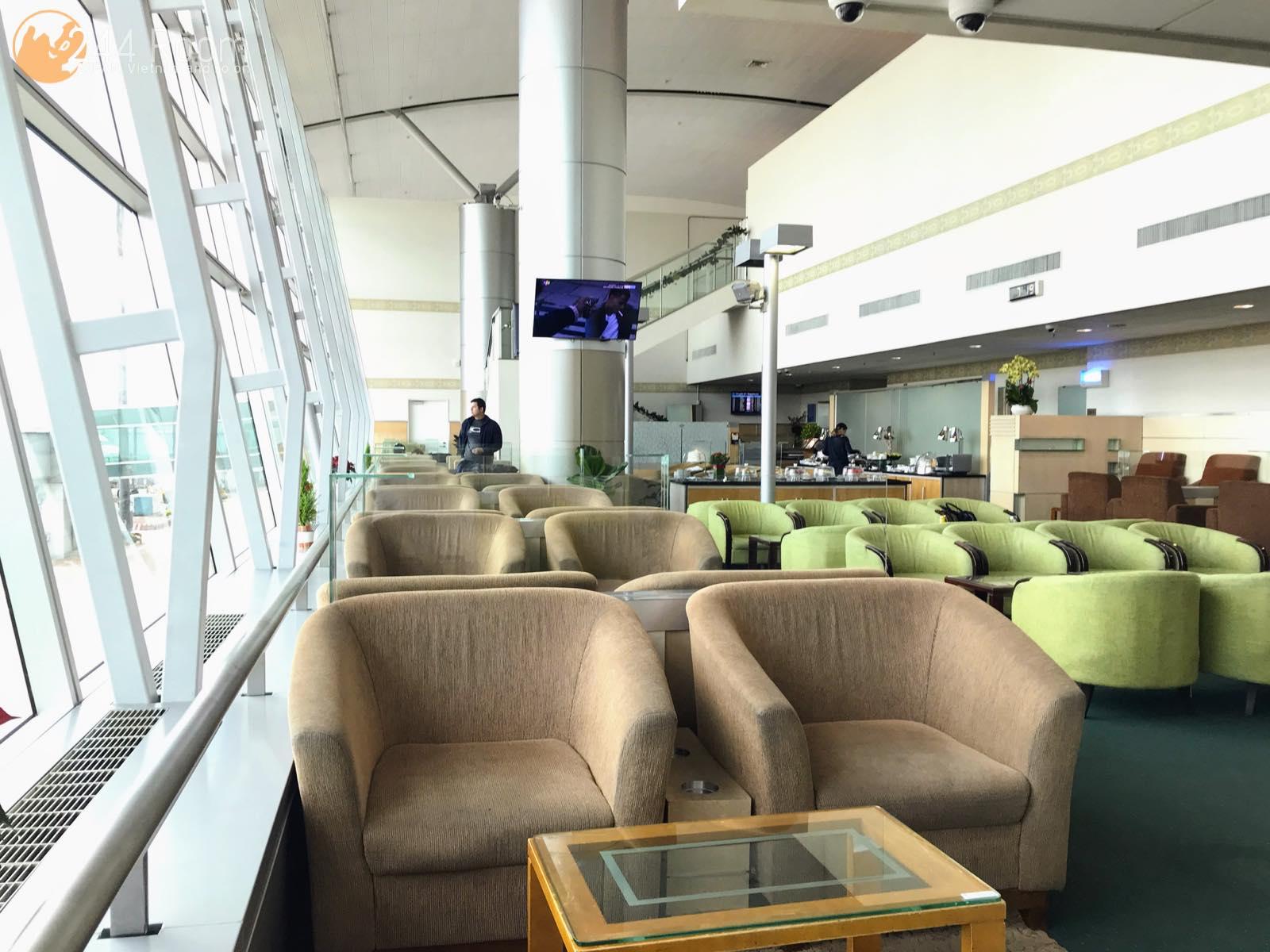Tansonnhat Orchid Lounge タンソンニャット国際空港オーキッドラウンジ2