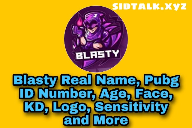 Blasty Real Name, Pubg ID Number, Age, Face, KD, City, Sensitivity and More | Hydra Blasty Biography