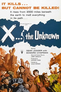 Poster X: The Unknown