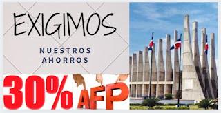 SINO DEVUELVEN EL 30%DE LOS FONDOS DE LA AFP PUEDE HABER PROBLEMAS EN RD PLANTEA ANDRES BAEZ (JUAN)
