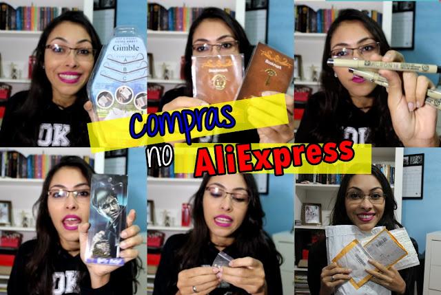 Compras no Aliexpress Blog Pequenas Infinidades