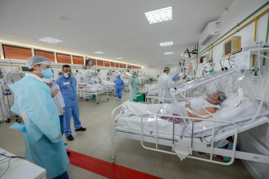 Oeste do Pará segue com alto índice de transmissão e vive momento sensível da pandemia da Covid-19, diz governo do estado