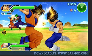 Download Dragon Ball Z Tenkaichi Tag Team
