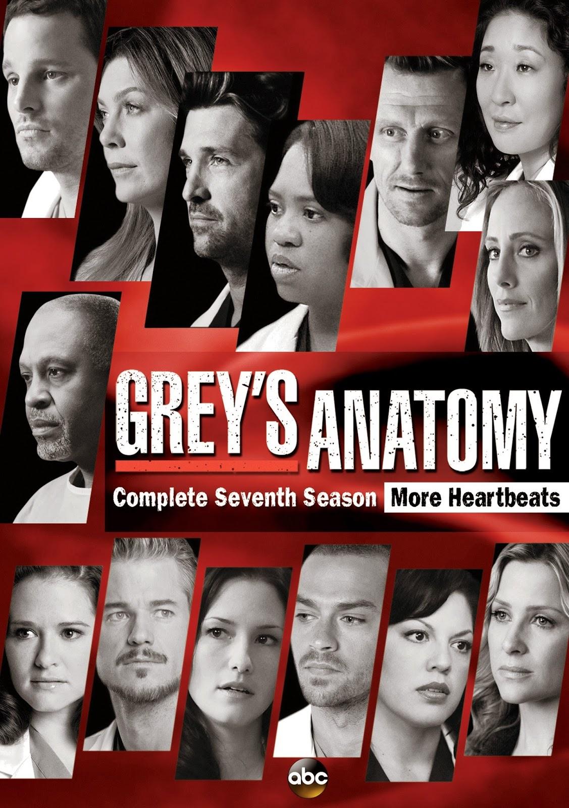 Pro 7 GreyS Anatomy
