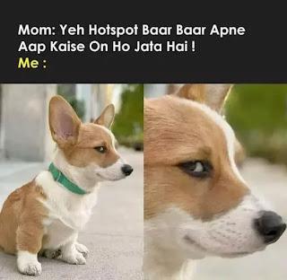 Mom meme in hindi