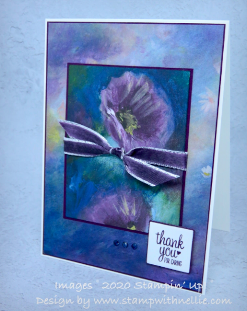 Nigezza Creates with Stampin' Up! & Friends The Project Share 23rd April 2020