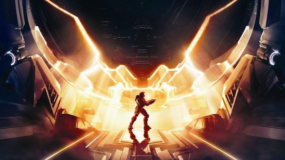Halo Infinite Master Chief 4k Wallpaper 14