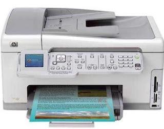 HP Photosmart C7200 Télécharger Pilote