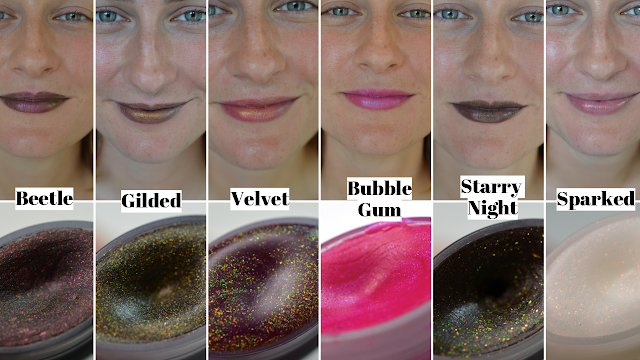 Tonic Transform Sticks lipsticks