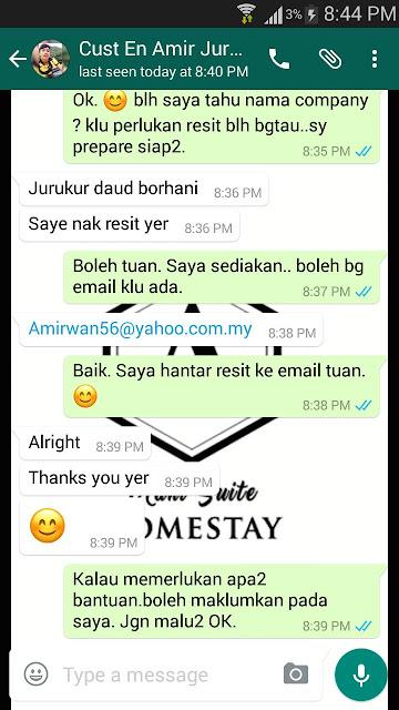 Adni Suite Homestay Seri Manjung || Review 2 - Encik Amir