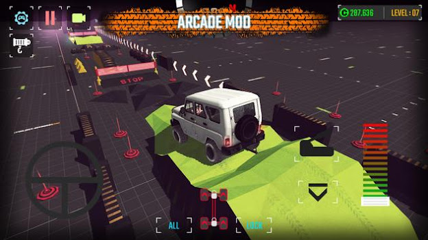 The project of Offroad 20