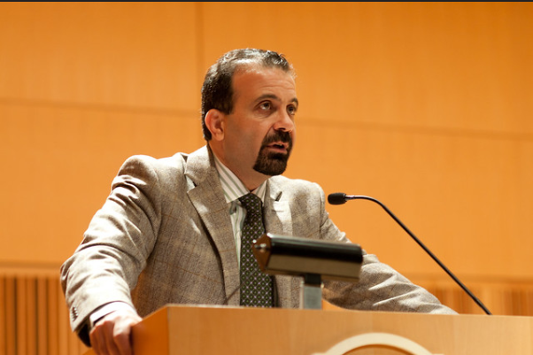 "Columbia professor Joseph Massad admits Palestinian ""return"" is meant to destroy Israel"