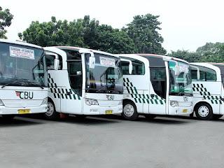 Jadwal Bus Cahaya Bakti Utama Rute Sumedang ke Bekasi ...