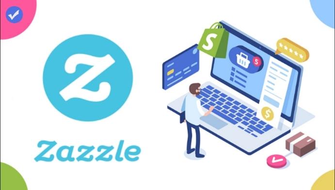 شرح طريقة التسجيل والربح من موقع Zazzle لطباعة التيشرتات 2021