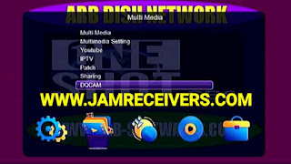 1506TV STB2 Receiver Server Information