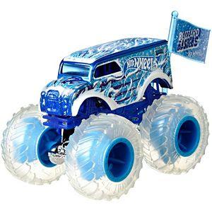 Xe Hotwheels Monster Truck 7