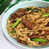 Beef With Noodles Asian Style Recipe