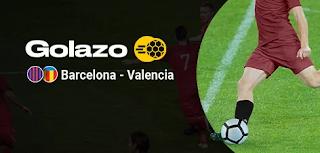 bwin promo liga golazo Barcelona vs Valencia 14 septiembre 2019