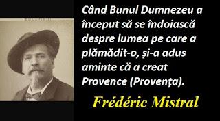 Citatul zilei: 8 septembrie - Frédéric Mistral