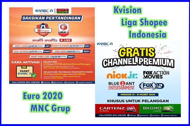 Kvision Liga 1 Indonesia