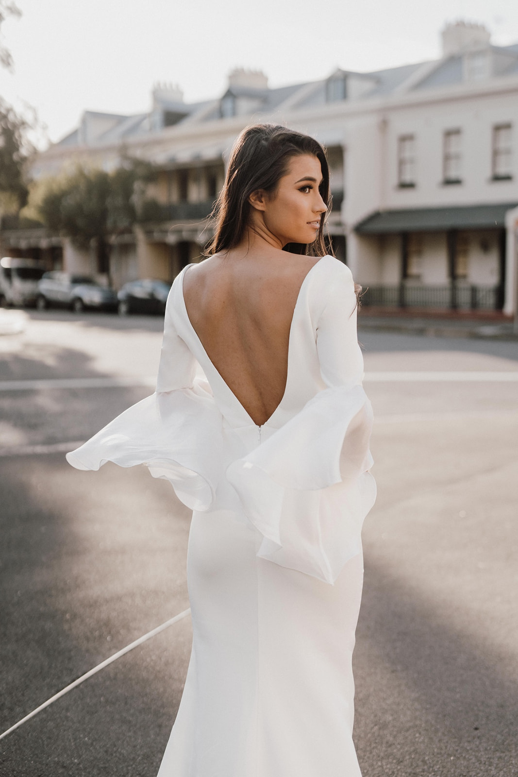 GOWNS: LUNA WILLOW BRIDAL | DESIGNED FOR THE WANDERERS - 2019 COLLECTION