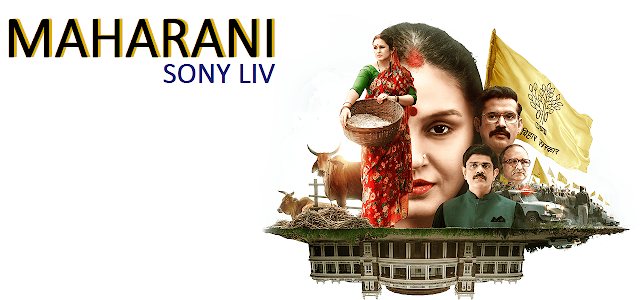 Maharani (2021) Sony Liv Hindi (S01 Com E01-10) 720p WEBRip full download