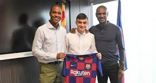 Many called us crazy when we signed Pedri: Ex Barca director Vilajoana