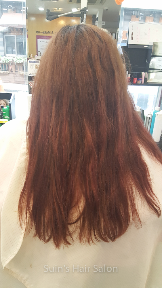 Long Hair C Curl Perm Suins Hair Salon In Seoulkorea Worldwide