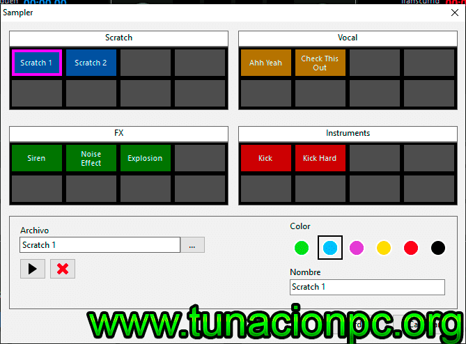 Program4Pc DJ Music Mixer con Licencia