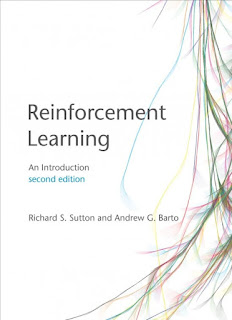 Reinforcement Learning: An Introduction by Andrew Barto and Richard Sutton