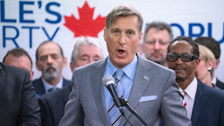 Gangsters out endorses Maxime Bernier