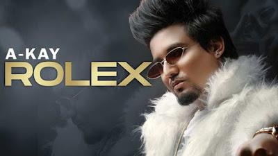 Rolex Lyrics A Kay