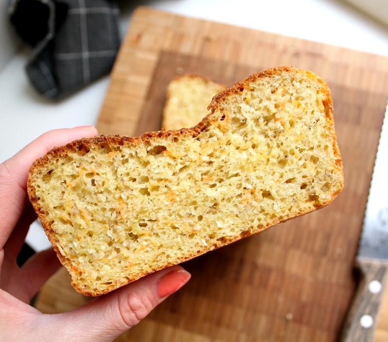 Oppskrift Saftig Gulrotbrød Med Kokos Sesambrød Beste Hjemmebakt Brød