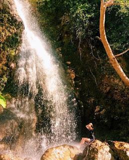 Air Terjun Sri Gethuk Gunung Kidul, Yogyakarta