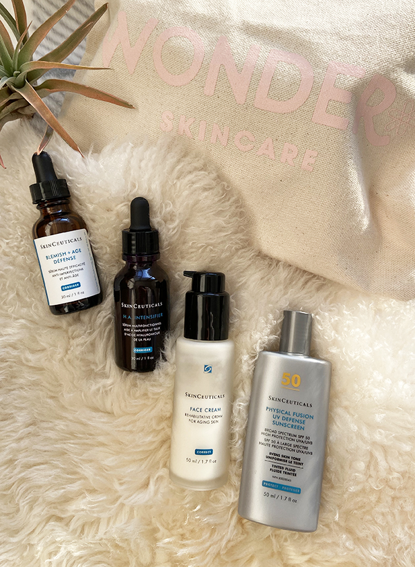 Skinceuticals products from WonderSkincare.ca